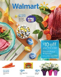 Walmart catalogue ( 10 days left )