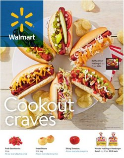 Walmart catalogue ( Published today )