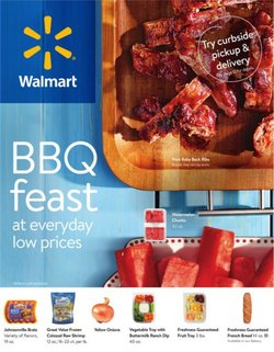 Walmart catalogue ( 15 days left )