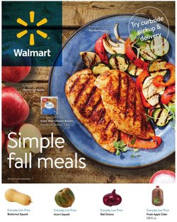 Walmart catalogue in Ontario CA ( 8 days left )