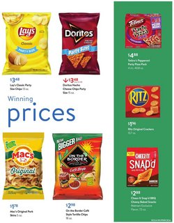 Chips deals in Walmart