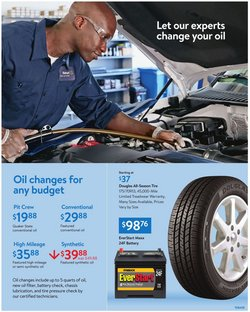 Car care deals in Walmart
