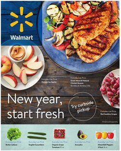 Discount Stores offers in the Walmart catalogue in Madison WI ( Expires tomorrow )