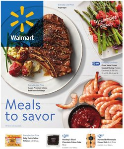 Walmart catalogue ( 6 days left )