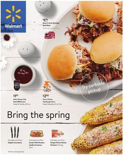 Walmart catalogue ( 4 days left )