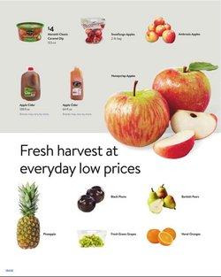Apple deals in the Walmart catalog ( 8 days left)