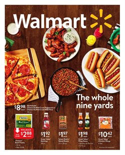 Walmart deals in the Kent WA weekly ad
