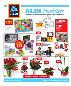 Discount Stores deals in the Aldi weekly ad in East Lansing MI