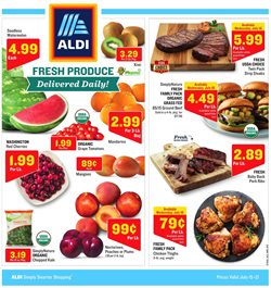 Aldi deals in the Newark OH weekly ad