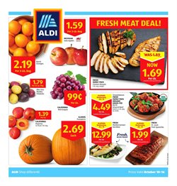 Discount Stores deals in the Aldi weekly ad in Saint Augustine FL