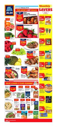 Discount Stores deals in the Aldi weekly ad in Anderson SC