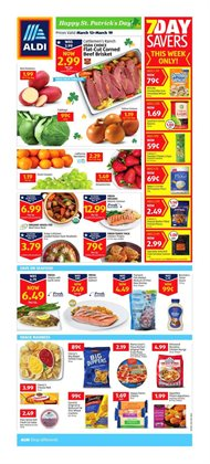 Discount Stores deals in the Aldi weekly ad in Anaheim CA