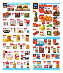 Aldi deals in the Bryan TX weekly ad
