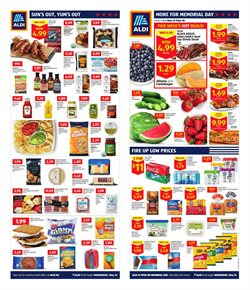 Aldi deals in the Chino CA weekly ad