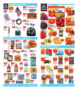 Discount Stores deals in the Aldi weekly ad in Dallas TX