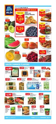 Discount Stores deals in the Aldi weekly ad in Cherry Hill NJ