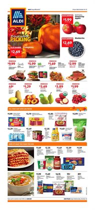 Aldi deals in the New York weekly ad