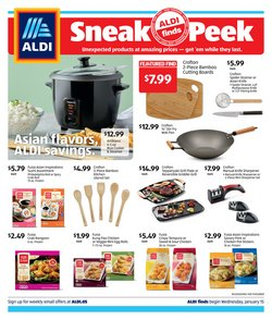 Discount Stores deals in the Aldi weekly ad in San Luis Obispo CA