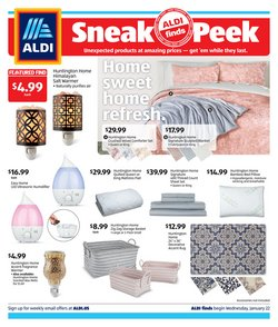 Aldi deals in the Huntsville TX weekly ad