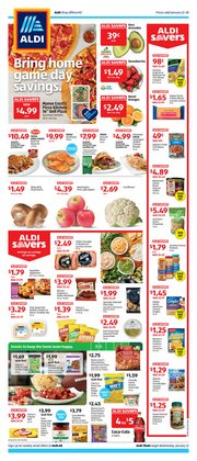Discount Stores deals in the Aldi weekly ad in Miami Beach FL