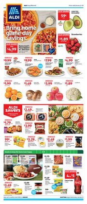 Discount Stores deals in the Aldi weekly ad in Dubuque IA
