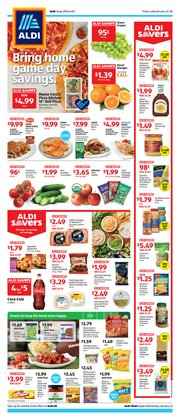Discount Stores deals in the Aldi weekly ad in Orange CA