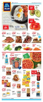 Discount Stores deals in the Aldi weekly ad in Chino CA