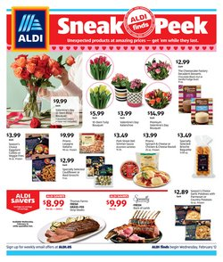 Discount Stores offers in the Aldi catalogue in Covina CA ( Expires tomorrow )