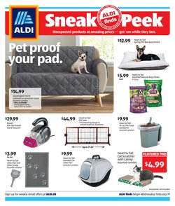 Discount Stores offers in the Aldi catalogue in Sterling VA ( Expires today )