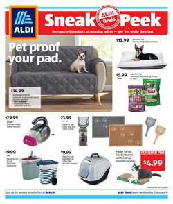 Discount Stores offers in the Aldi catalogue in Fresno CA ( 3 days left )