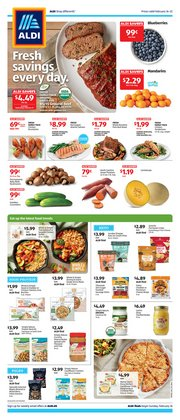 Discount Stores offers in the Aldi catalogue in Mount Vernon NY ( Expires today )