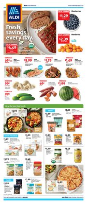 Discount Stores offers in the Aldi catalogue in Dearborn Heights MI ( 2 days ago )
