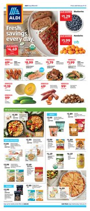Discount Stores offers in the Aldi catalogue in Camden NJ ( 2 days left )