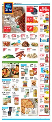 Discount Stores offers in the Aldi catalogue in Valparaiso IN ( 1 day ago )