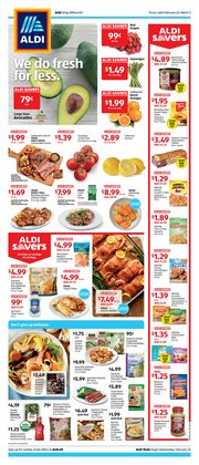 Discount Stores offers in the Aldi catalogue in Anderson IN ( Published today )
