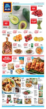 Discount Stores offers in the Aldi catalogue in Medina OH ( Published today )