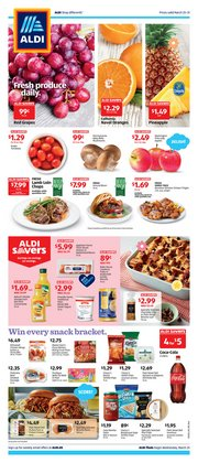 Discount Stores offers in the Aldi catalogue in Levittown PA ( Expires tomorrow )