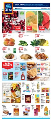 Aldi catalogue in Sterling VA ( 3 days left )