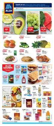 Discount Stores offers in the Aldi catalogue in Cincinnati OH ( Expires today )