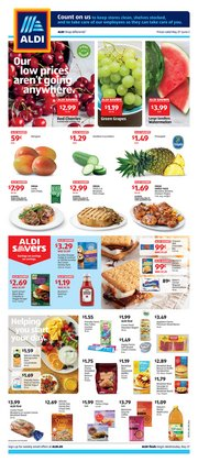 Discount Stores offers in the Aldi catalogue in Youngstown OH ( Expires today )