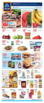 Aldi catalogue in Van Nuys CA ( 3 days left )