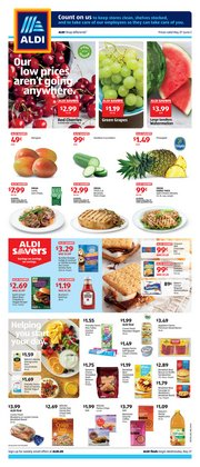 Discount Stores offers in the Aldi catalogue in Delavan WI ( 3 days left )