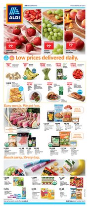 Discount Stores offers in the Aldi catalogue in Union NJ ( 2 days ago )