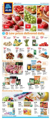Discount Stores offers in the Aldi catalogue in Lowell MA ( 3 days left )