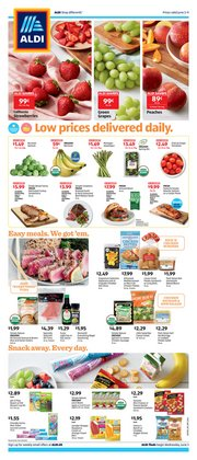 Discount Stores offers in the Aldi catalogue in Lincolnwood IL ( 3 days left )