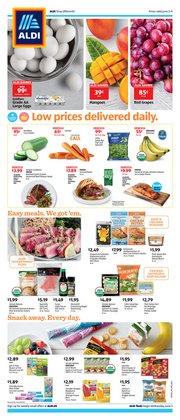 Discount Stores offers in the Aldi catalogue in Buena Park CA ( 2 days ago )