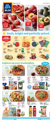 Discount Stores offers in the Aldi catalogue in Sterling VA ( Expires tomorrow )