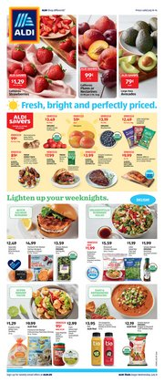 Discount Stores offers in the Aldi catalogue in Winston Salem NC ( Expires tomorrow )