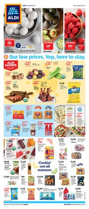 Discount Stores offers in the Aldi catalogue in Bell CA ( Published today )