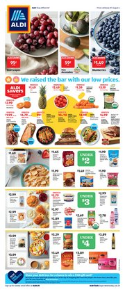 Aldi catalogue ( Expires tomorrow )
